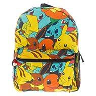 16 Canvas Backpack - School Bag