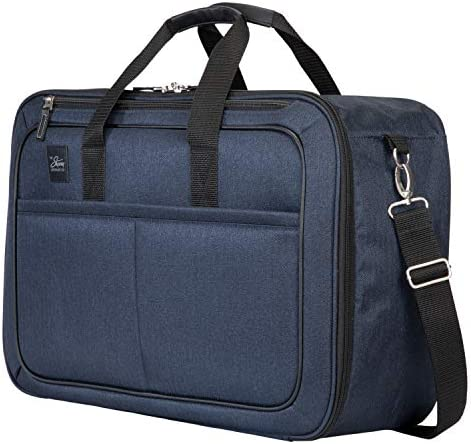 Skyway Eastlake Convertible Four-Way Carry-On Dark Blue