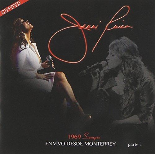 ivo Desde Monterrey Parte 1 [CD/DVD Combo] by Jenni Rivera (2013-12-03) ()