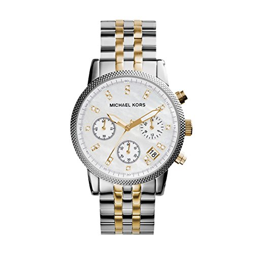 Michael Kors Watches Two-Tone Chronograph with ()
