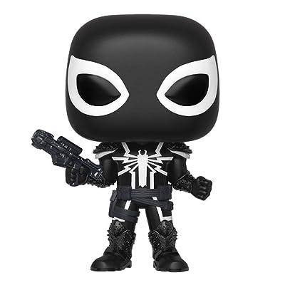 Funko POP! Marvel: Agent Venom #507 - PIB Exclusive: Toys & Games