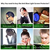 "[2 Pack] 15.6"" Anti Blue Light Screen Protector for"