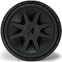 Kicker CVX152 COMPVX 15 Subwoofer Dual Voice Coil 2-Ohm 1000W