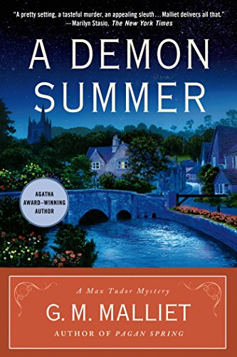 A Demon Summer: A Max Tudor Mystery (A Max Tudor Novel Book 4)