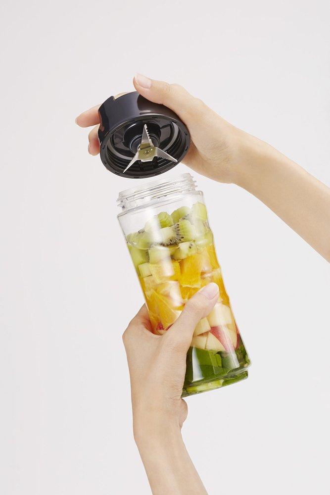 【Japan Domestic genuine products】 Lemon Vitantonio MY BOTTLE BLENDER VBL-31-LE