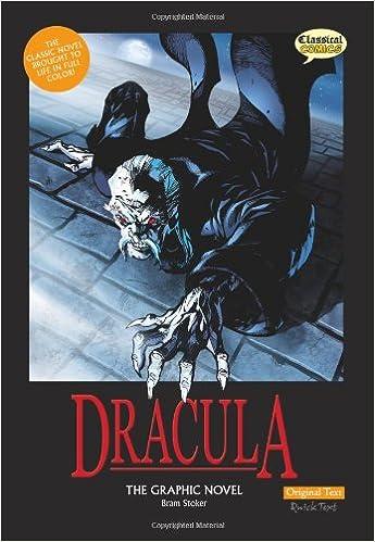 Dracula the Graphic Novel: Original Text Classical Comics ...