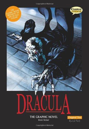 Read Online Dracula The Graphic Novel: Original Text (Classical Comics) ebook