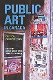 Public Art in Canada 9780802098474