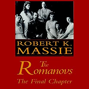 The Romanovs Audiobook