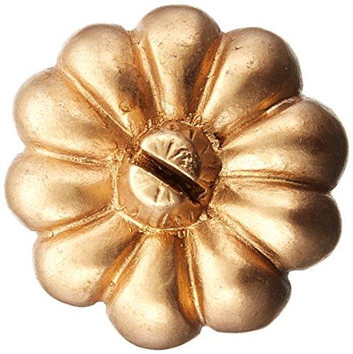 - Kate Aspen 25284NA Pumpkin Place Card Holder, Set of 6, Gold