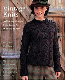 Rowan Classic 15 Double Knitting DK Designs for Men /& Women by Martin Storey
