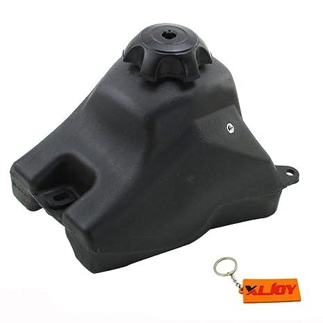 XLJOY Gas Fuel Tank Cap Cover for Chinese Pit Dirt Bike 50cc 110cc 125cc-160cc CRF50 XR50