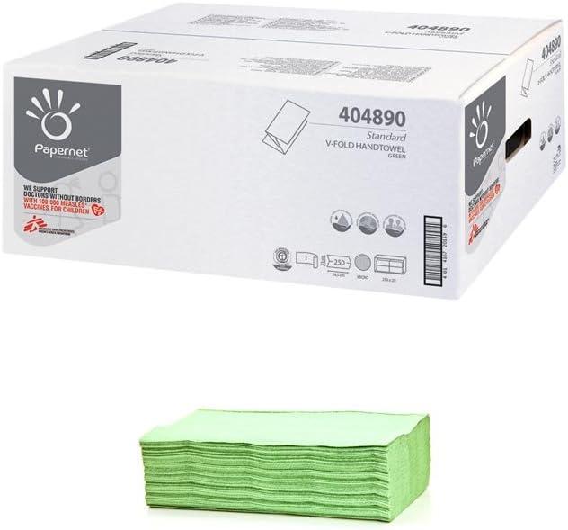 Papernet 404889 Handt/ücher Eco natur