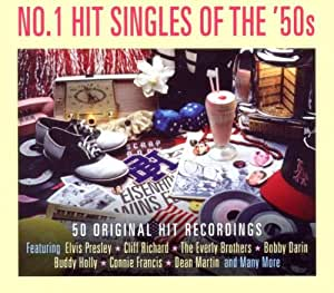 No. 1 Hit Singles of The 50's