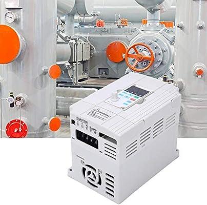 convertidor de frecuencia Entrada monof/ásica universal Salida trif/ásica 220VAC 1.5KW HAJ220-A1.5KW variador de frecuencia VFD Variador de frecuencia