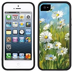 Daisy Daisies Handmade iPhone 5C Black Case