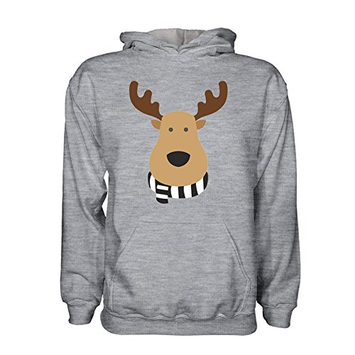 fan products of Corinthians Rudolph Supporters Hoody (grey)