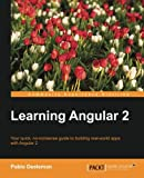 Learning Angular 2 (English Edition)