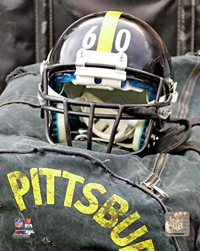 Pittsburgh Steelers Helmet Photo (Size: 20