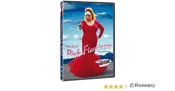 Pink Flamingos - 25Th Anniversary [DVD]: Amazon.es: Divine, David Lochary, Mary Vivian Pierce, Mink Stole, John Waters: Cine y Series TV
