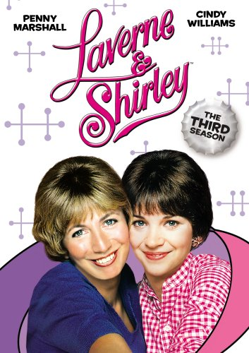 Laverne & Shirley: Comp Third Season (Full Frame, Restored, 4PC, Sensormatic)