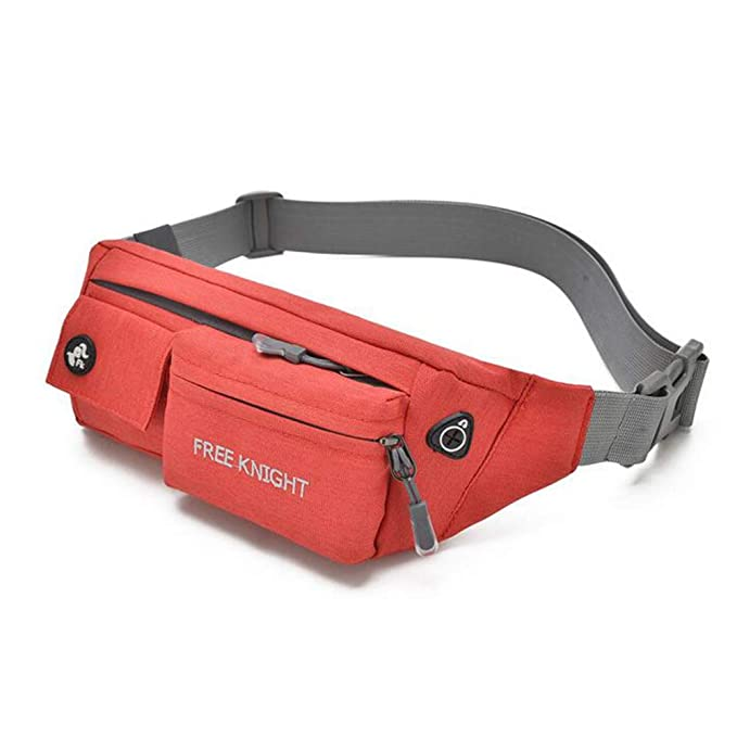 00931fc73226 Amazon.com: LAIABOR Waterproof Bum Waist Bag Travel Hiking Outdoor ...