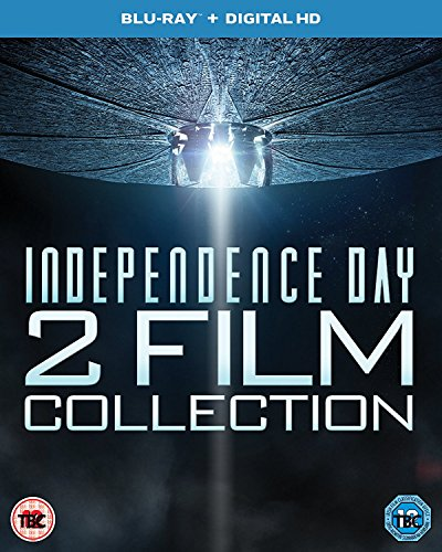 Independence Day 2 Film Collection [Blu-ray] by