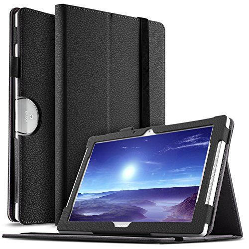 Btm Tab - IVSO Case for Samsung Galaxy TAB S5e, Ultra Lightweight Protective Slim Smart Cover Case Compatible with Samsung Galaxy Tab S5e SM-T720 (Wi-Fi) SM-T725 (LTE) 10.5