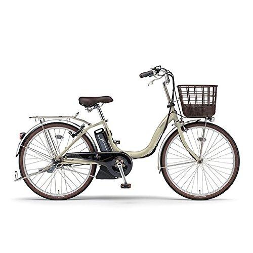 ヤマハ 電動自転車 PAS SION-U PA24SU アイボリー 24インチモデル B07CZY8HZY