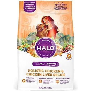 Halo Spot S Natural Dry Dog Food Lamb