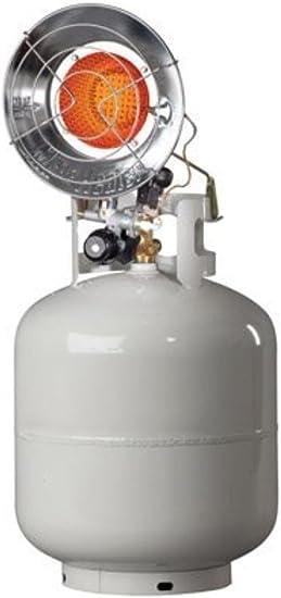 Mr Heater F242100 10-15K BTU Single Tank Top Propane Patio Heater