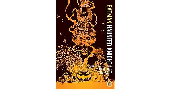 Batman: Haunted Knight New Edition (Batman: Legends of the Dark Knight) (English Edition) eBook: Jeph Loeb, Tim Sale: Amazon.es: Tienda Kindle