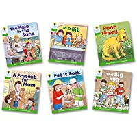 Biff,Chip & Kipper Level 2 Mix Pk 6 (Oxford Reading Tree)