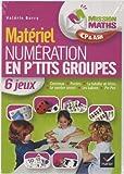 Mission Maths CP, Numération en p'tits groupes - Matériel