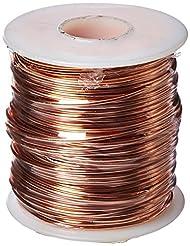 Arcor Soft Copper Wire, 16 Gauge, 126 Fe...