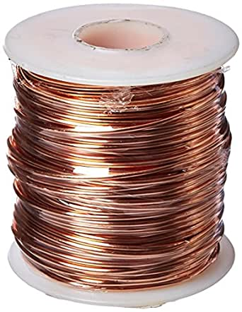 Amazon.com: Arcor 447629 F16 Bare Wire, 16 Gauge, 126\' Size, Copper ...