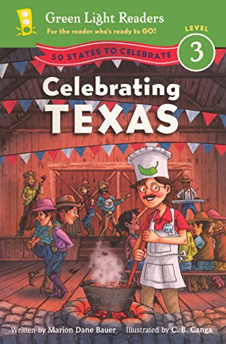 Download Celebrating Texas (Turtleback School & Library Binding Edition) (Green Light Readers: Level 3) ebook