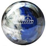 Brunswick TZone Indigo Swirl Bowling Ball (16-Pounds)