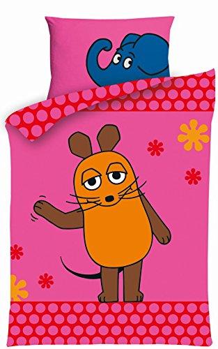 Aminata Kids - süße Mädchen-Lizenz-Kinder-Bettwäsche Sendung mit ...