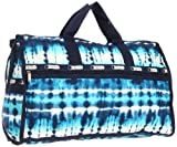 LeSportsac Large Weekender,Tie Dye,One Size, Bags Central