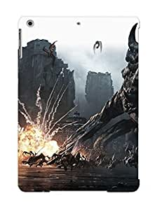 Ellent Design Starcraft Ii - Heart Of The Swarm Case Cover For Ipad Air For New Year's Day's Gift