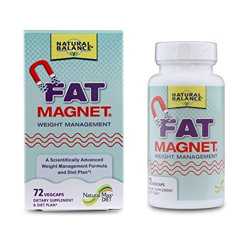 Natural Balance Fat Magnet Capsules, 72 Count