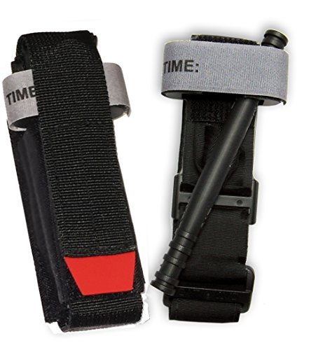 C-A-T Combat Application Tourniquet WITH BLACK HOLSTER by Rescue Essentials (Image #2)