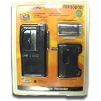 Panasonic RN-502 Micro Cassette Recorder