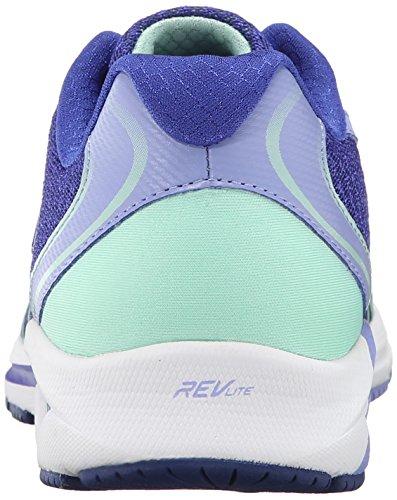 New Balance Womens WW1765V2 Walking Shoe Purple/Green
