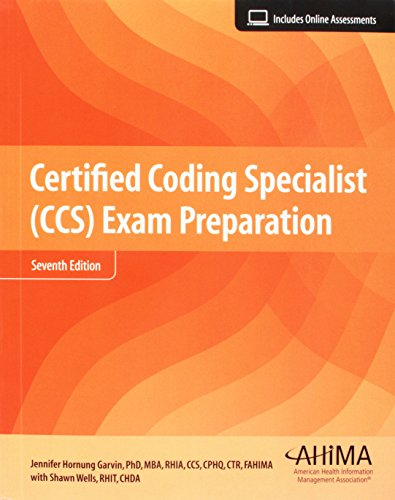 158426568X - CCS Exam Preparation, Seventh Edition