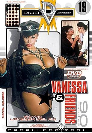 da67237dc Vanessa   Friends  Amazon.co.uk  Vanessa Del Rio  DVD   Blu-ray
