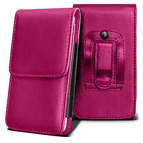 platinum leather hip case - 3