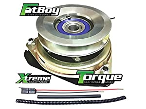 51l jzkUkcL._SX300_ amazon com bundle 2 items pto electric blade clutch, wire Borg Warner Clutch Catalog at mr168.co