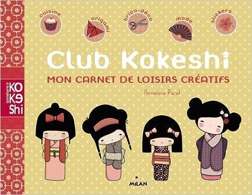 Lire Club Kokeshi pdf ebook